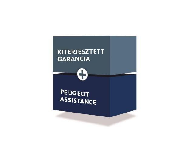 Peugeot kiterjesztett garancia
