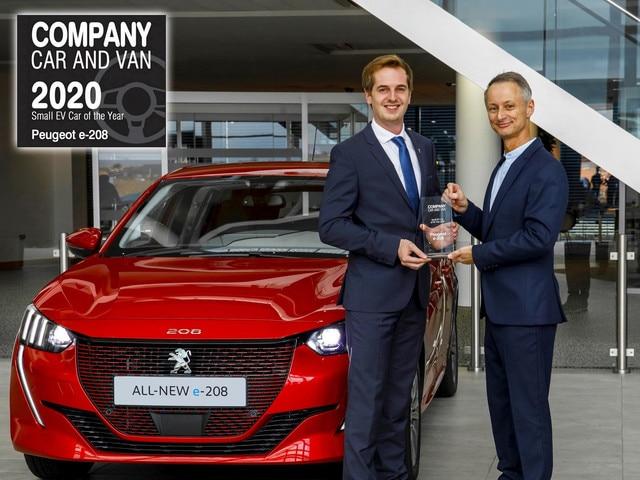 Peugeot Év Autója díjak