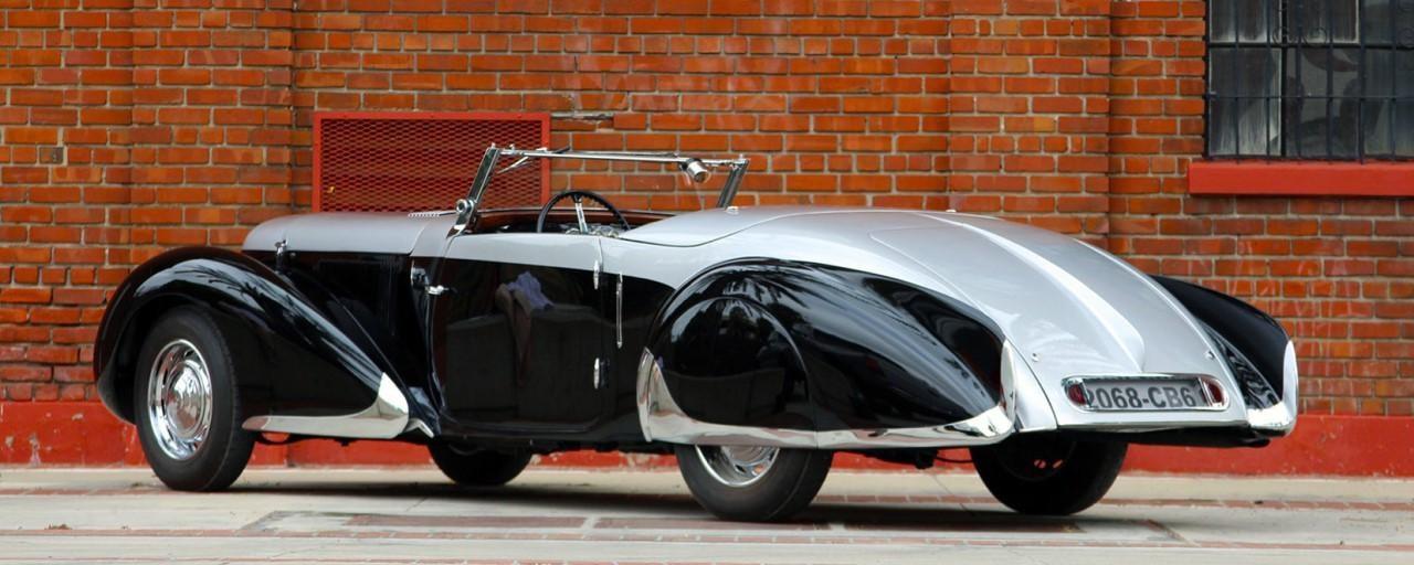Peugeot 402 Pourtout Cabriolet