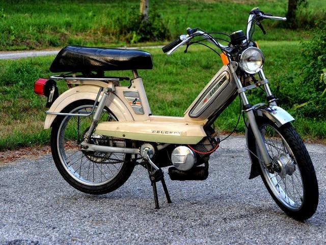 Peugeot Sztori 4 - 120 év két keréken