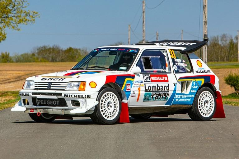 Peugeot 205 GTi Rally