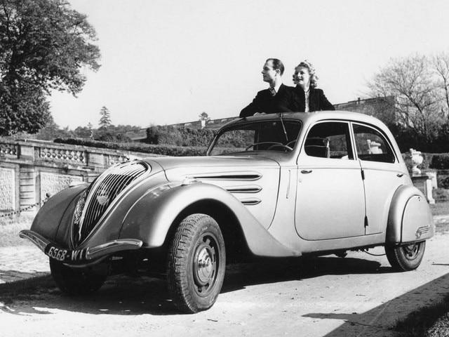 Peugeot Sztori 5 - Formatervezők