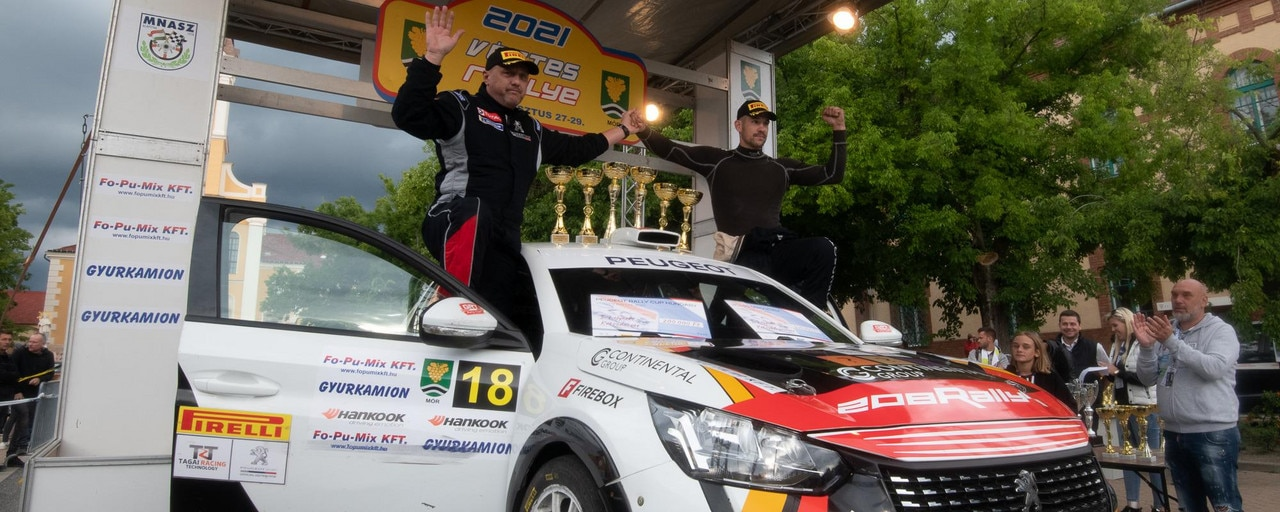 Peugeot Rally Cup Hungary - Vértes Rally