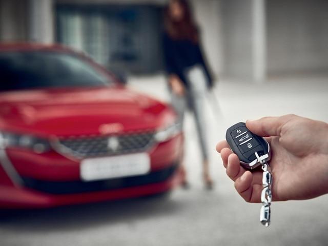 Peugeot digitális megoldások