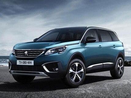 Új Peugeot 5008