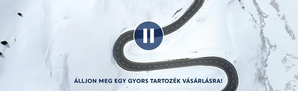 Peugeot téli tartozék akciók