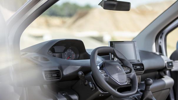 Peugeot Partner i-Cockpit