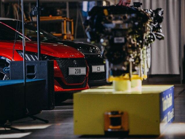 PSA motorok gyártása Szentgotthárdon