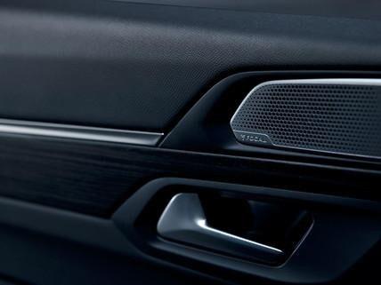 Peugeot 508 SW - FOCAL® prémium hifirendszer