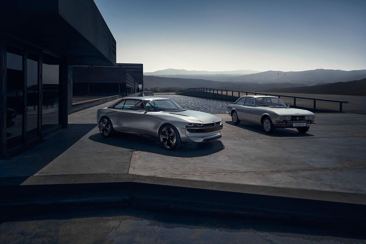 Peugeot E_LEGEND CONCEPT