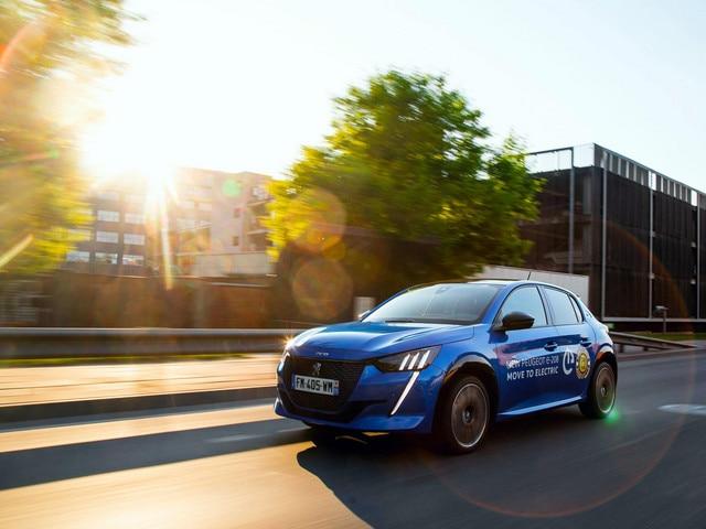 Motorsport győzelmek - Peugeot e-208