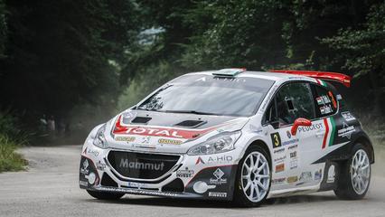 Peugeot Rally
