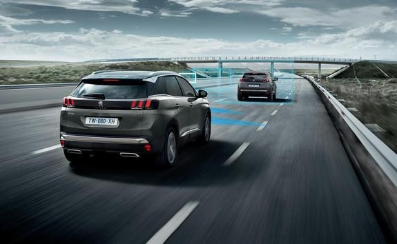 Peugeot 3008 Drive Assist Plus