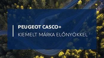 Peugeot Casco +