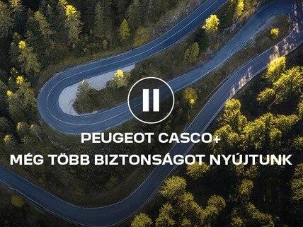 Peugeot Casco+