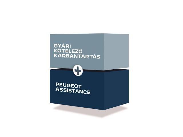 Peugeot kiterjesztett garancia csomagok