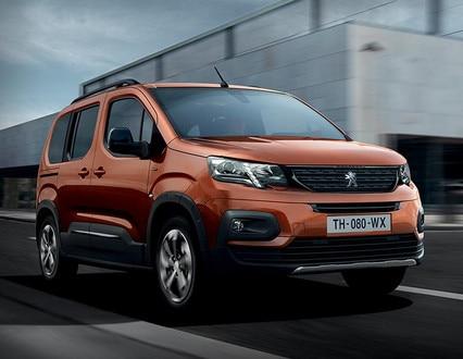 Peugeot Rifter 7 személyes