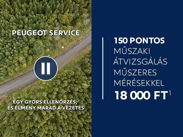 Peugeot márciusi szerviz ajánlat