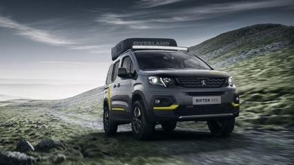 Peugeot Rifter Concept