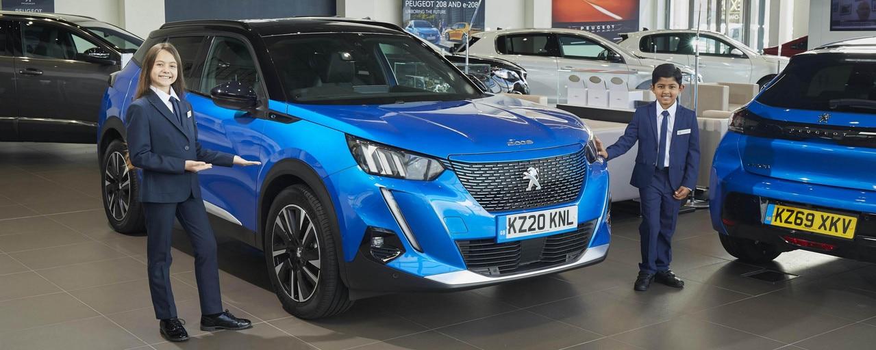 Peugeot elektromos modellek - Z generáció