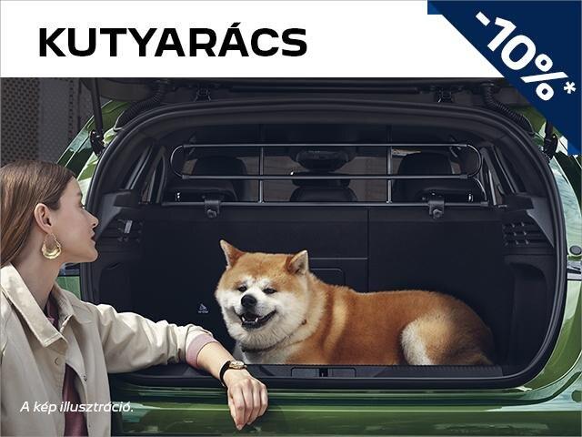 Peugeot kutyarács