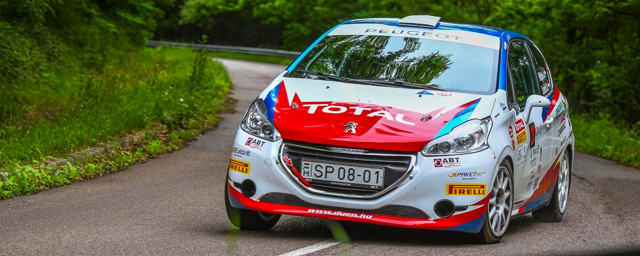 Peugeot 208 Rally Cup