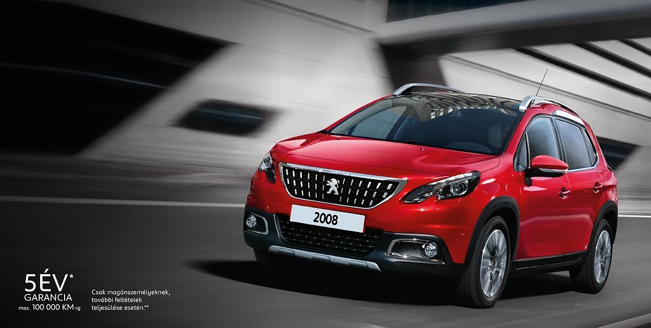 Peugeot 2008 készletről