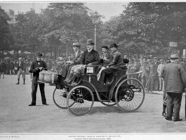 Peugeot Type 7
