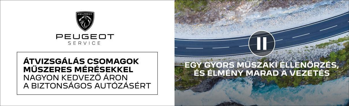 Peugeot műszeres kontrollcsomagok