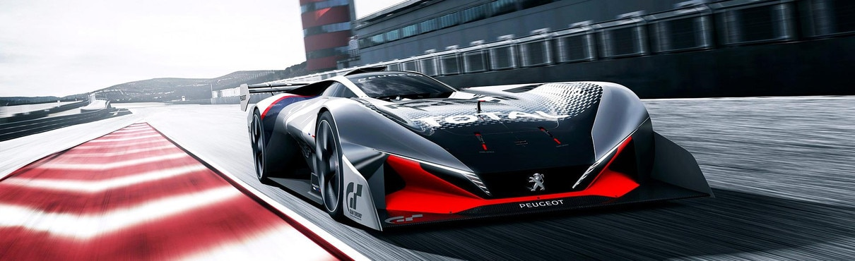 Le Mans - Peugeot