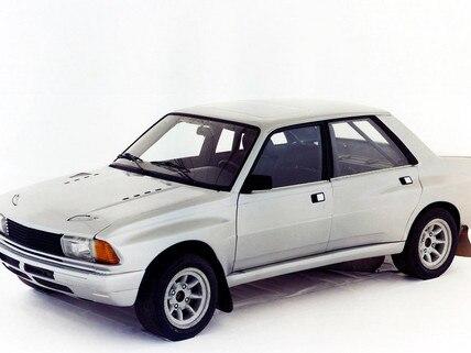 Peugeot 305 Rally V6