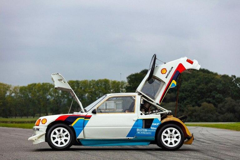 Peugeot 205 GTI T16