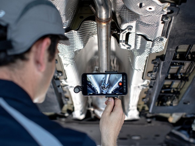 Peugeot Szerviz videó ellenőrzés