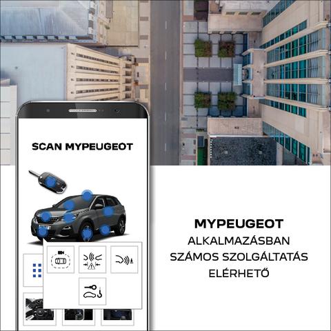 Peugeot 21. századi szolgáltatásokí
