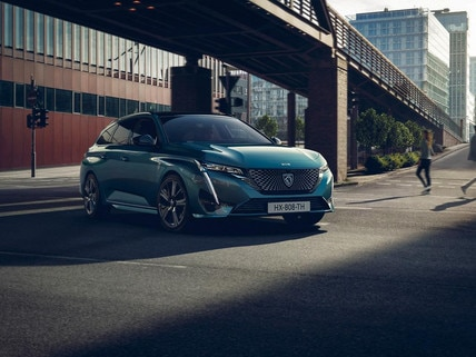 Peugeot elektromos meghajtás