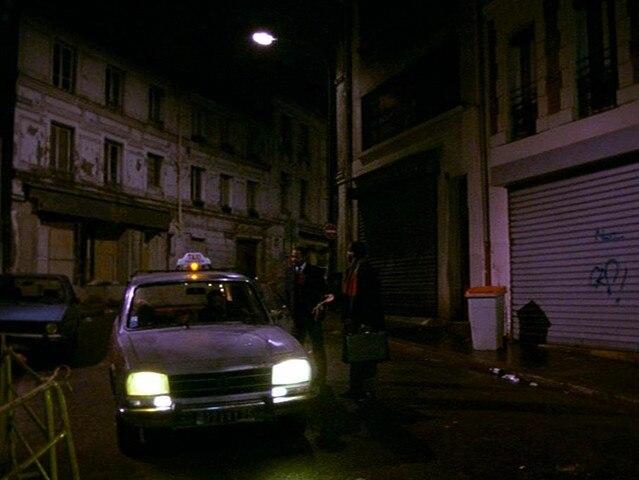 Peugeot - Ejszaka a foldon