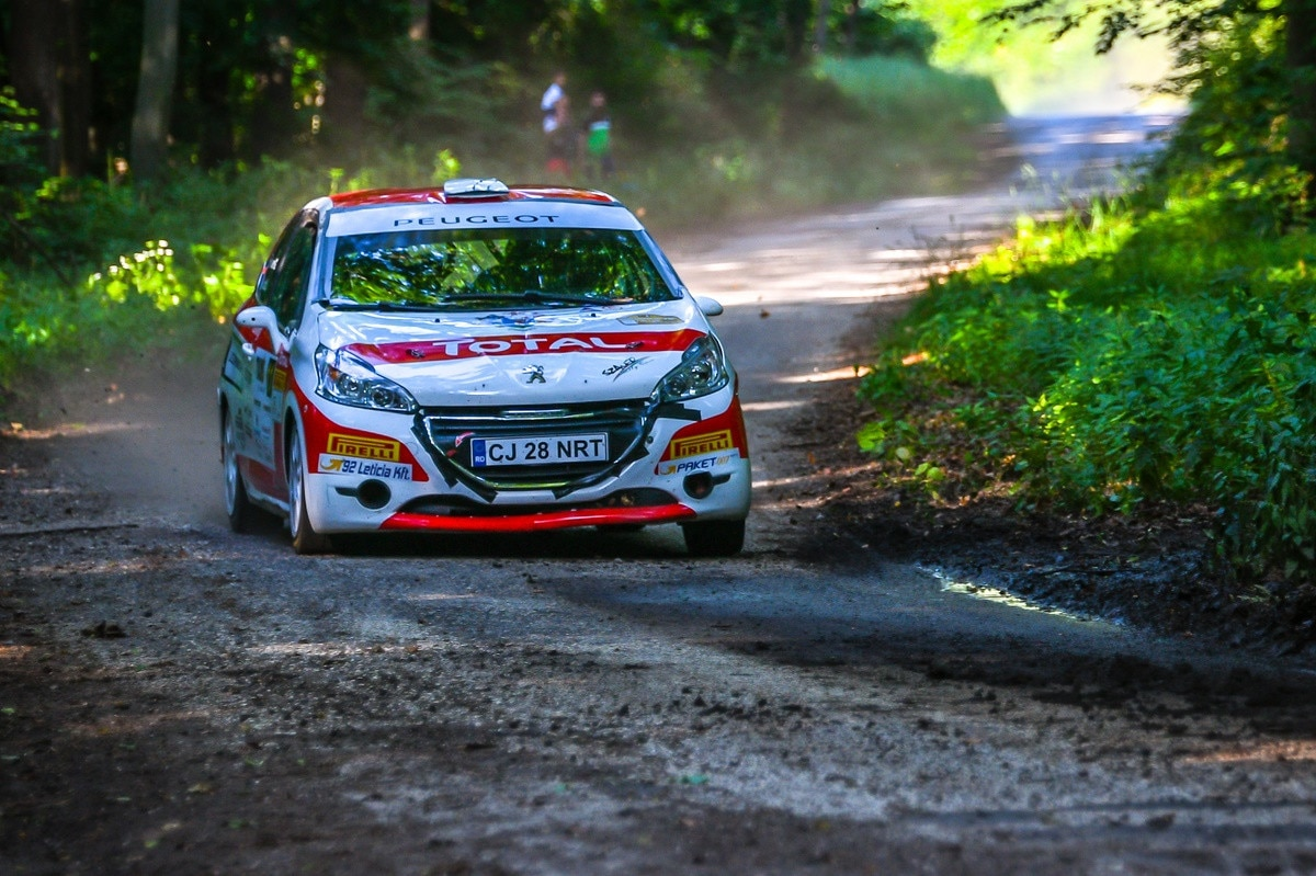 Peugeot Rally Cup Hungary