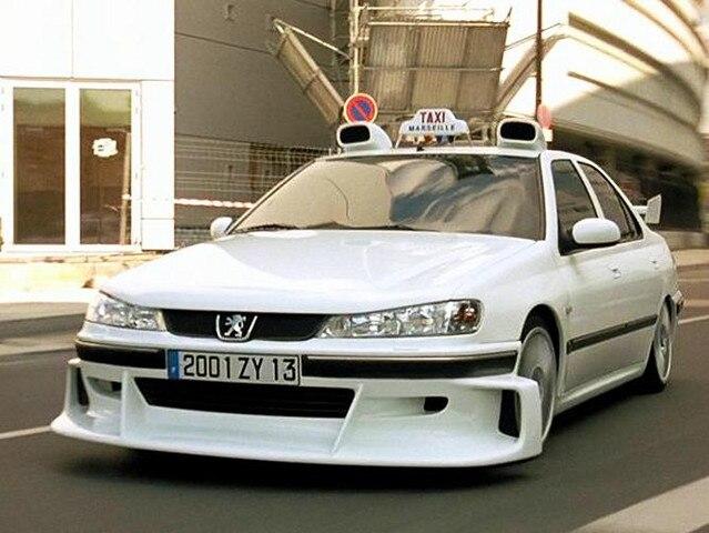 Peugeot - Taxi