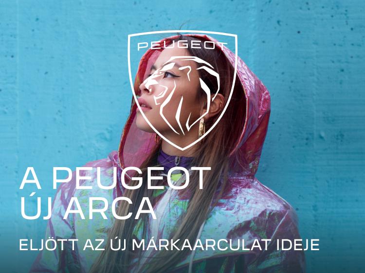 Peugeot új arculata